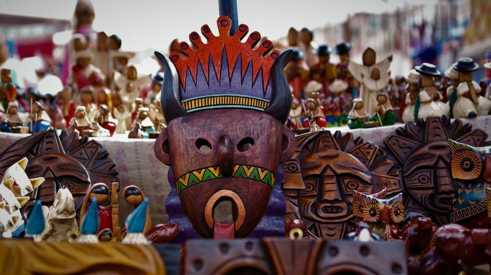 Otavalo Y Sus Mercados Indígenas
