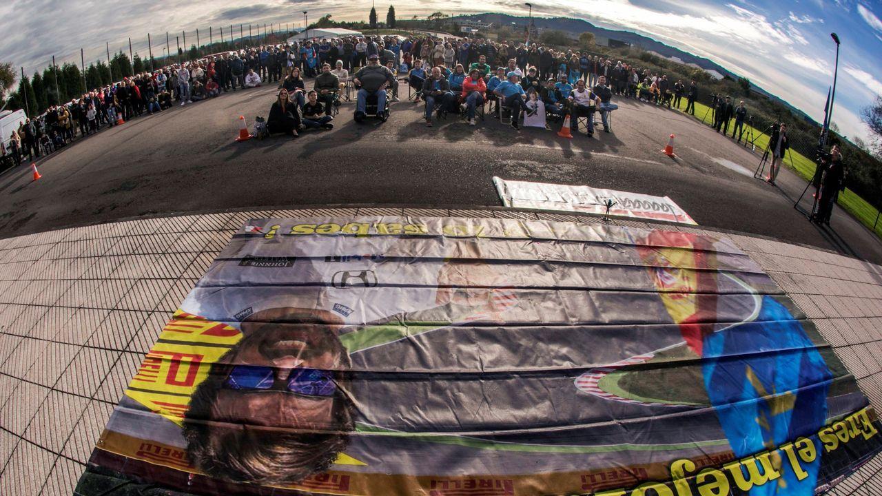 Circuito Fernando Alonso Oviedo : Jornadas de formación museo y circuito fernando alonso u apit