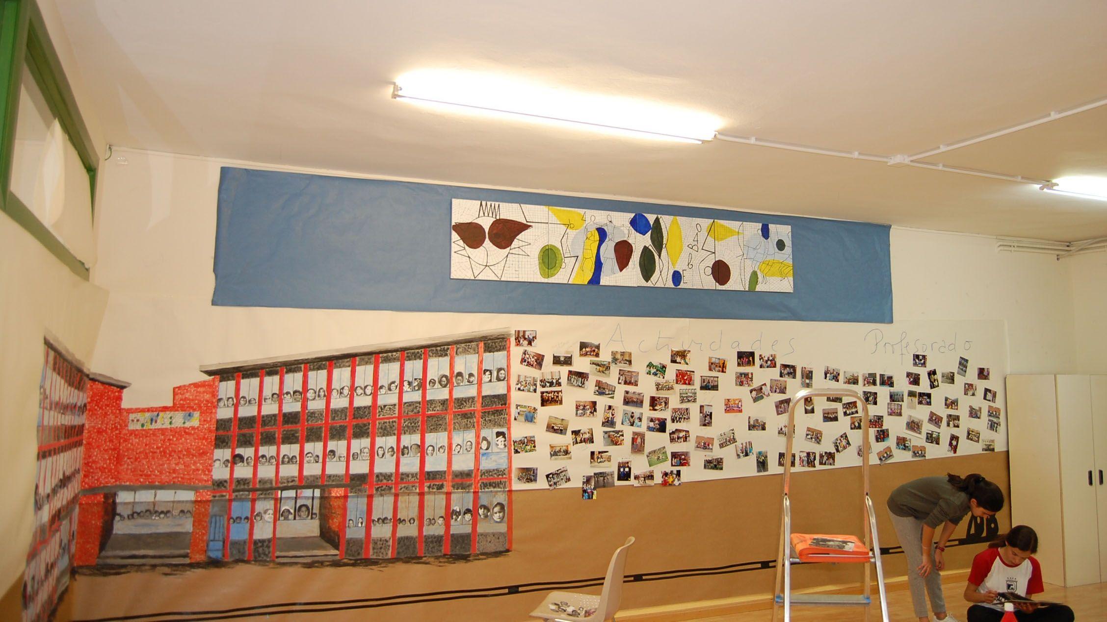 Medio Siglo De Enseñanza En El Colegio Público La Corredoria