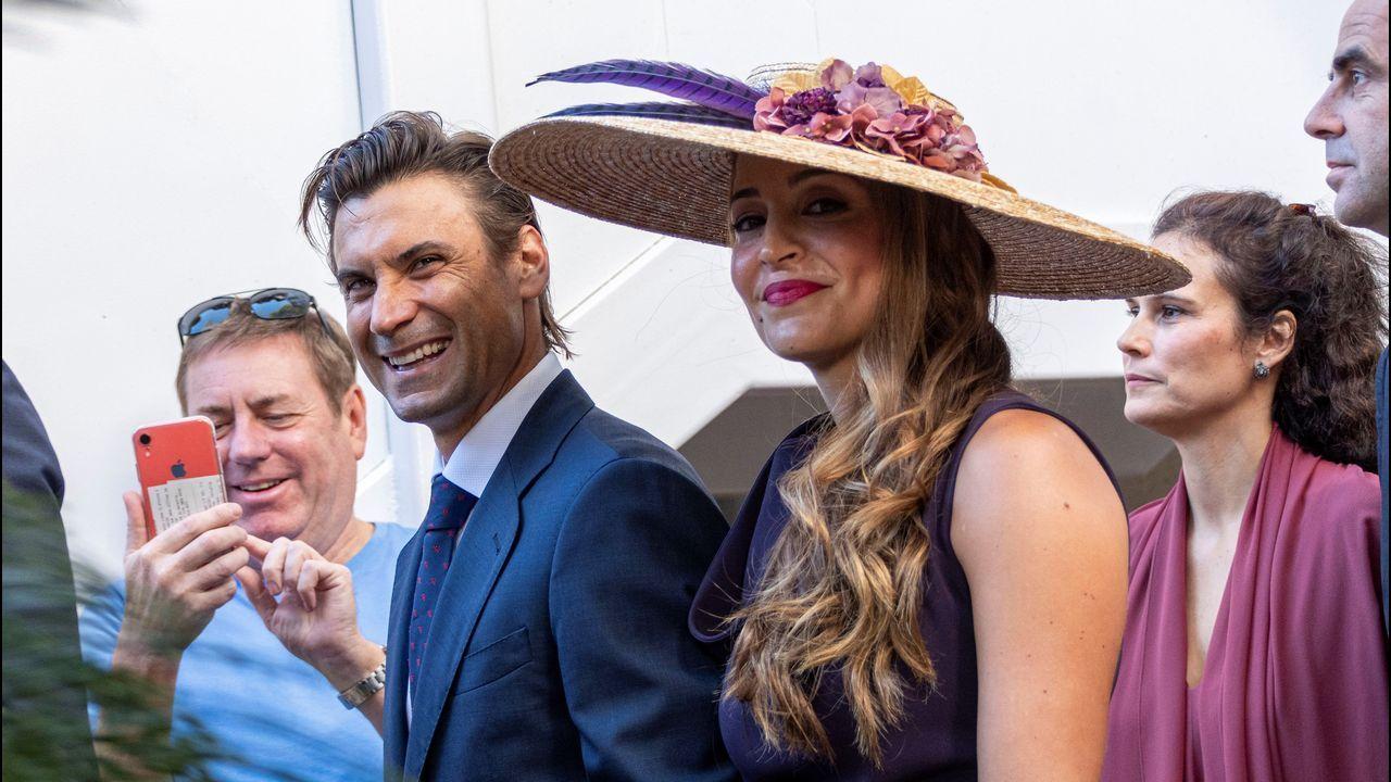Resultado de imagen para boda de Rafa Nadal y Mery Perelló