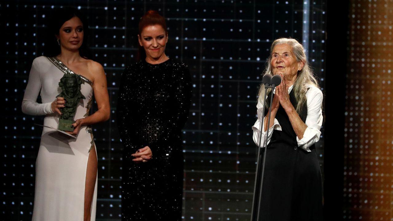 Ana Nominada Actriz Revelación Cine Porno benedicta sánchez, un goya revelación de «la galicia meiga»