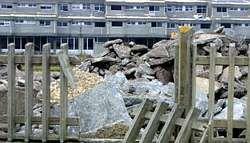 Resultado de imagen de Complejo Caixa Galicia (1)Barreiros? percibe 180.000 euros por el derribo del Complejo de Benquerencia