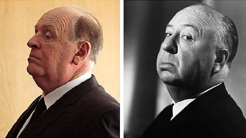 Resultado de imagen de Anthony Hopkins en Hitchcock
