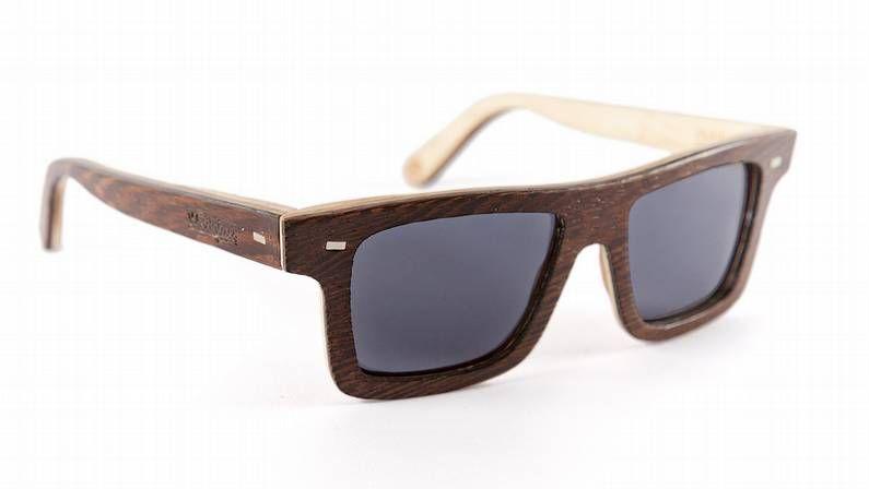 Llegan las gafas de sol de madera 100 % gallegas 78c7ac4a88b6