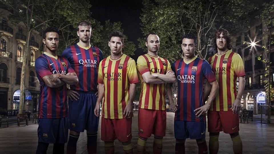 060d0e8d9b Nueva equipación del Barça para la temporada 2013-14 fcbarcelona.com