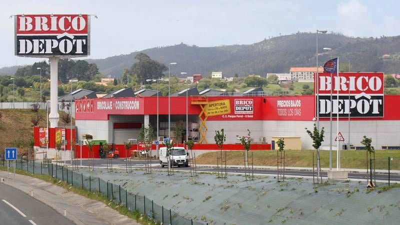 Bricodepot Estrena Hoy El Nuevo Parque Comercial De Ferrol