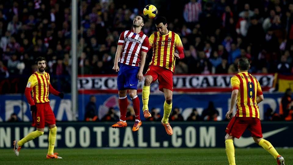 Champions 2014: Barça- Atlético de Madrid, Real Madrid-Borussia Dortmund