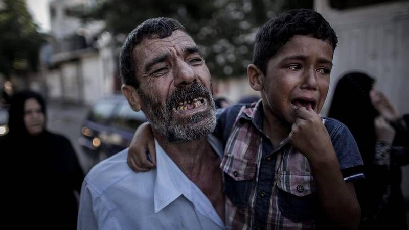 El sol que quiere tapar Trump| Estados Unidos le suspendió el programa de nutrición a los niños de Gaza