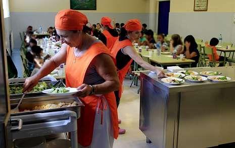 Colegios y padres se unen para regular los comedores escolares