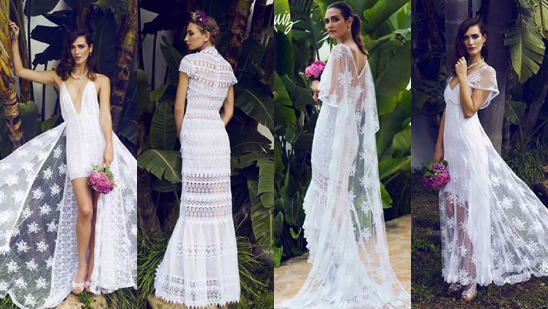 por qué y desde cuándo las novias se visten de blanco