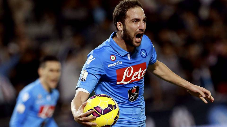 El Nápoles tumba a la Juventus y se lleva la Supercopa de Italia 64336c134ba53