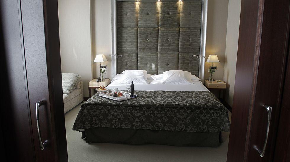 Cuál es el hotel más exclusivo de Galicia?
