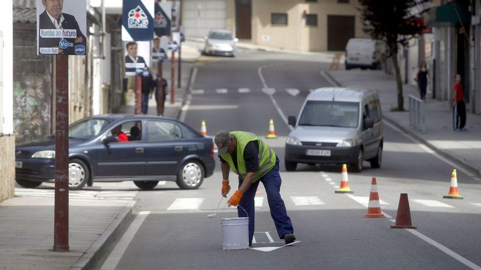 Nuevos cambios para oxigenar la circulación en Rodríguez Bautista
