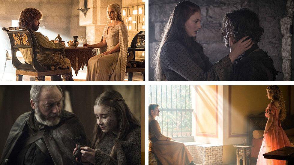 Juego de Tronos»: Los grandes cambios de la serie con respecto a los ...