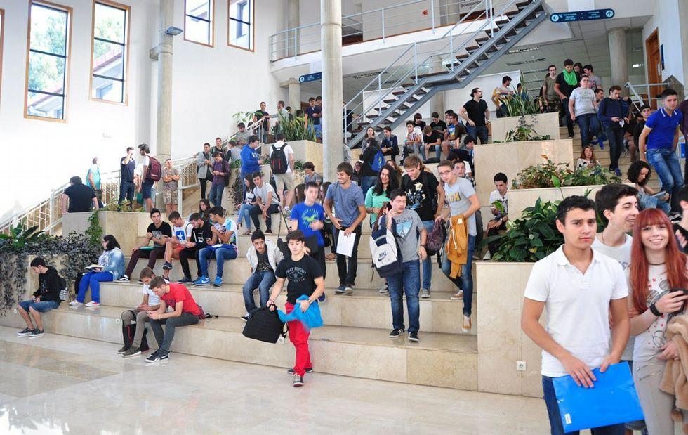 La Universidad de Vigo se pone en marcha con un 80 % de ocupación