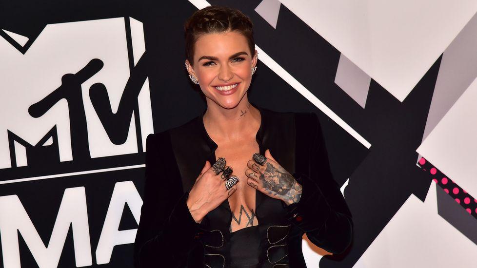 ruby rose mucho más que la nueva chica de orange is the new black