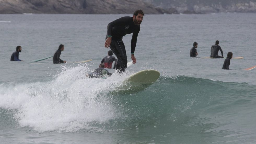 La competición de surf Razo es valedera para el torneo nacional 6c12109b330