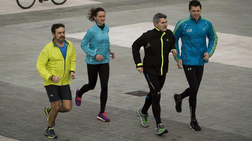 eab0dad8281 Sesenta kilómetros para correr a la carta en A Coruña y su área