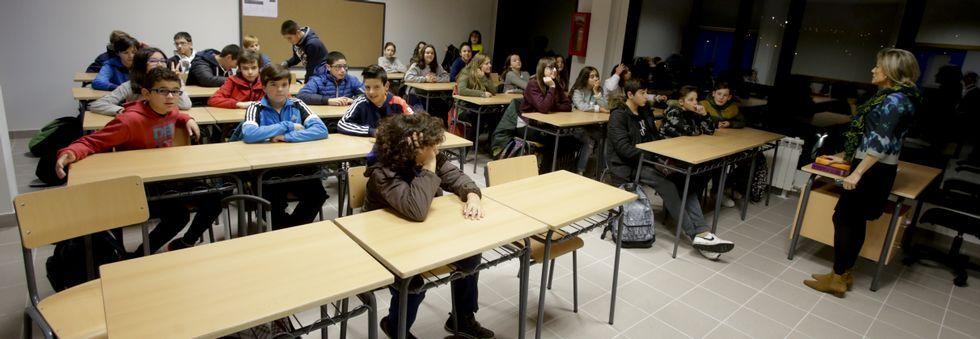 El Nuevo Instituto De Culleredo Ya Tiene Alumnos