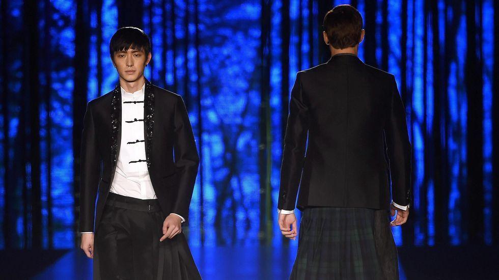 e750daeec1ce8 Clausura de la Semana de la Moda Masculina de Milán