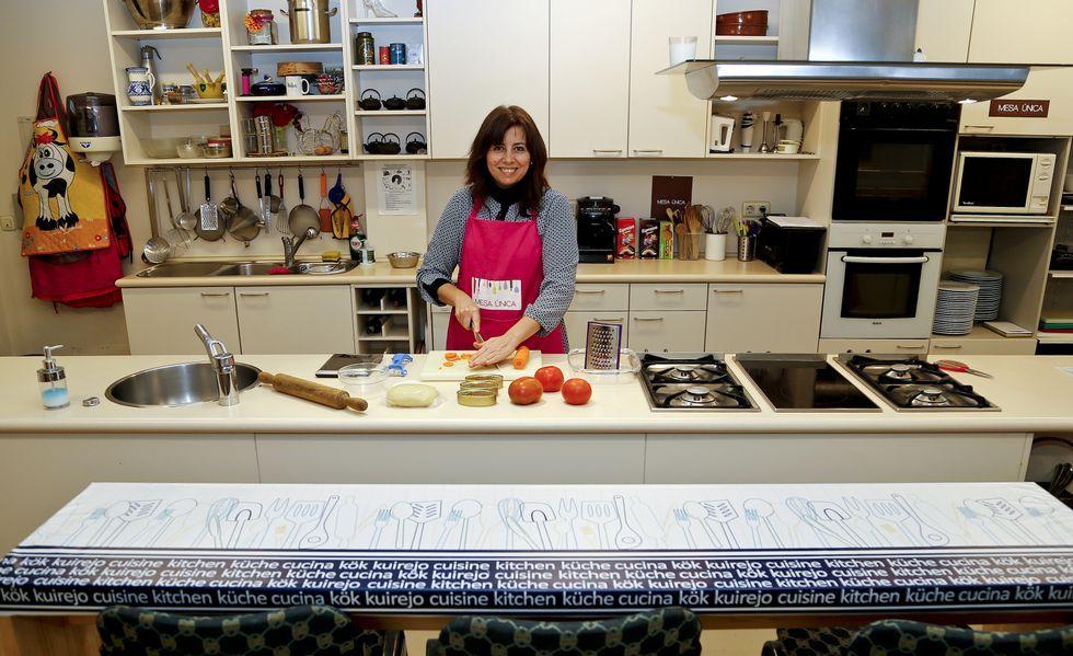 La vida social se cuece en la cocina