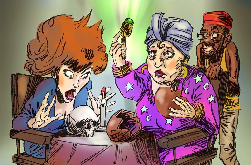 558617c1e9 Detienen a una mujer en Culleredo y a su secuaz por timar joyas y dinero  con rituales de santería cubana