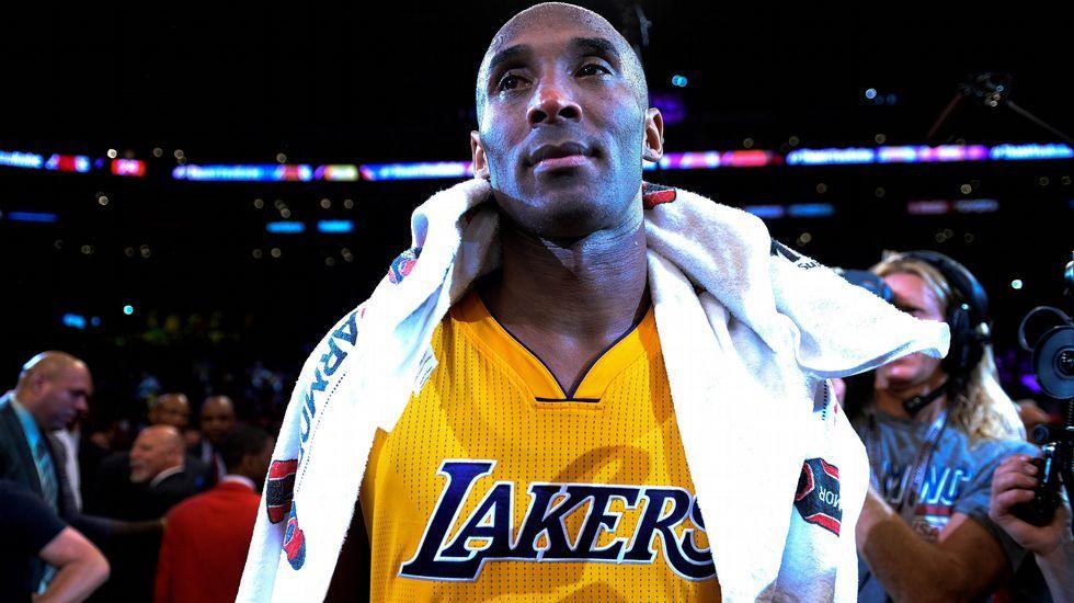 Majestuoso adiós de Kobe Bryant con 60 puntos y triunfo para los Lakers 10d76d87c7f