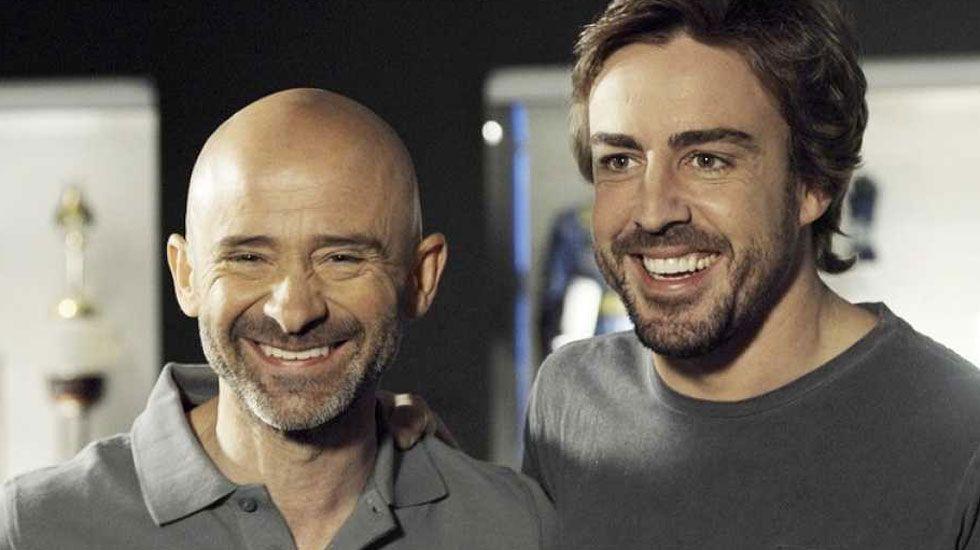 Fernando Alonso Y Antonio Lobato Compartiran Circuito Cerebral En