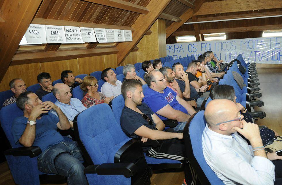 ac43e0ae1b41 El gobierno estradense aprobó la RPT con el voto en contra de la oposición