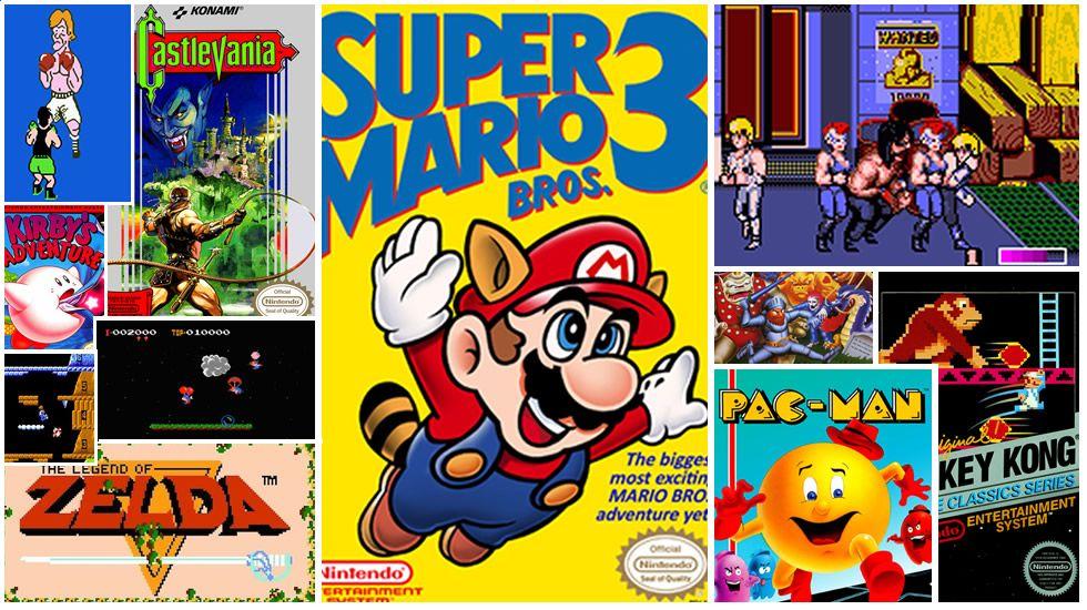 Nintendo Classic Mini Los 30 Juegos Instalados En La Nes