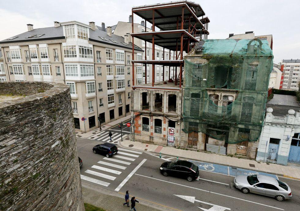 El Colexio De Arquitectos Convoca El Concurso De Fotos «Acertos E Desastres»