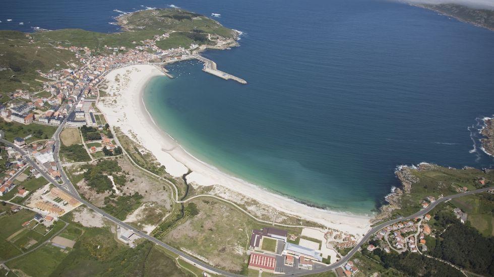 Resultado de imagen de laxe playa