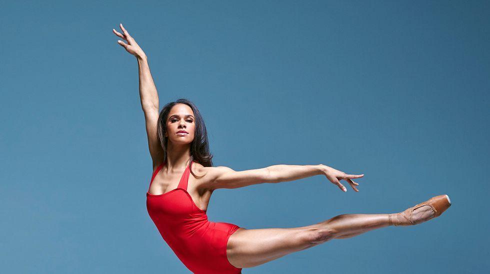 89c8c27500c Ella ha roto los límites del ballet