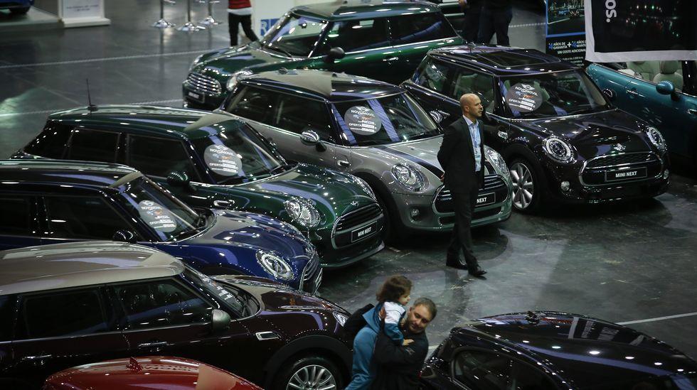 Más de medio millar de coches de ocasión en ExpoCoruña