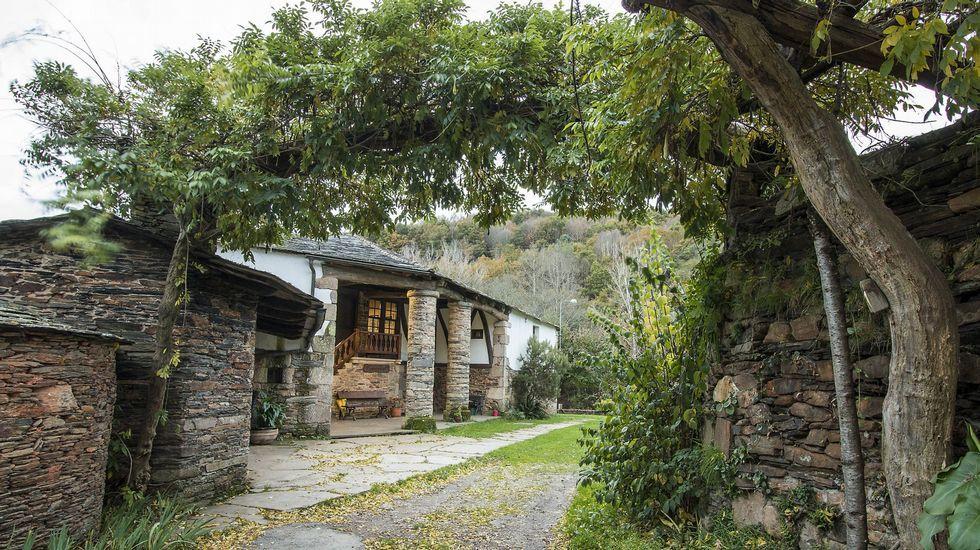 Casa rural con encanto galicia affordable great casas galicia with galicia casas rurales con - Casas turismo rural galicia ...