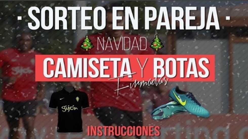 Camiseta Del Sorteo Botas Sporting De Una Nike Y wtwnqUROE