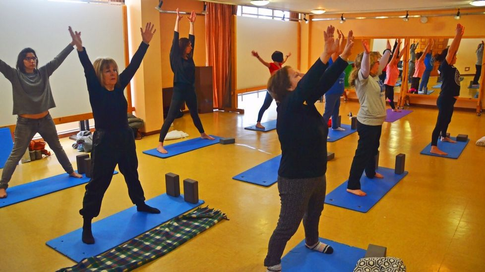 yoga l'isle jourdain