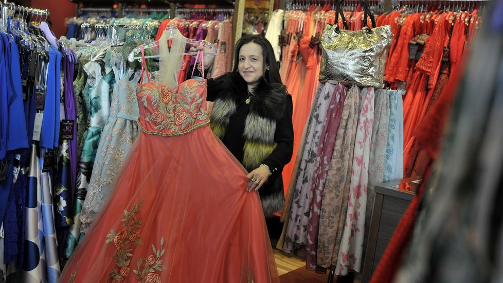 Tiendas vestidos boda ferrol