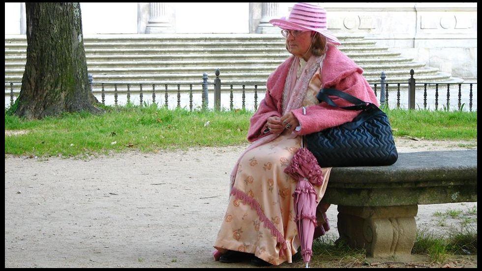 La emperatriz de Pontevedra deja un halo de leyenda