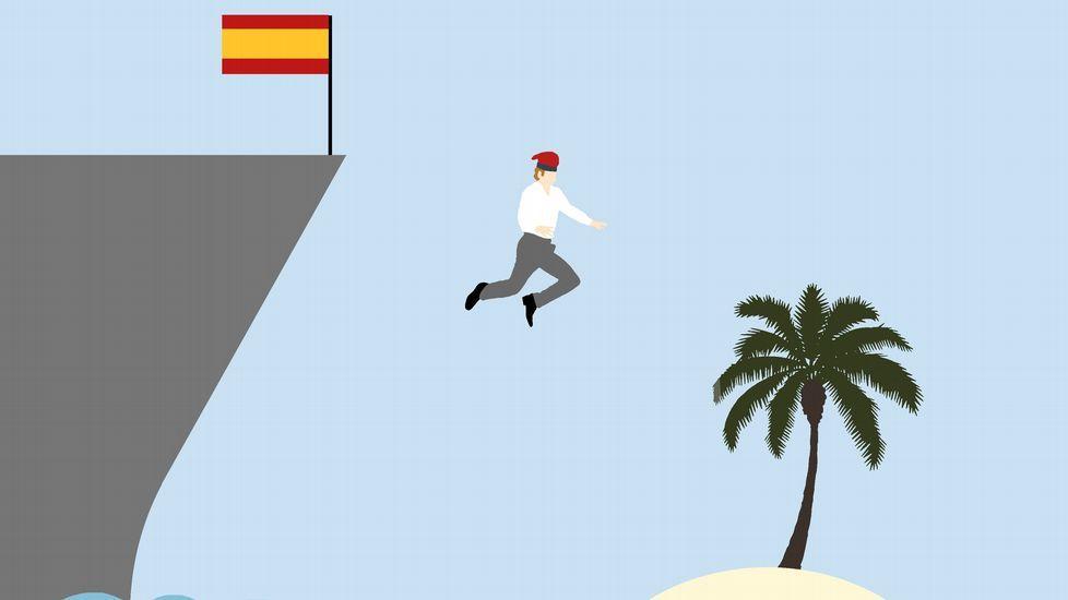 Una Catalua independiente fuera de la UE y del mapa internacional