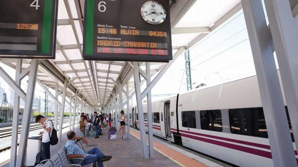 tren madrid pontevedra