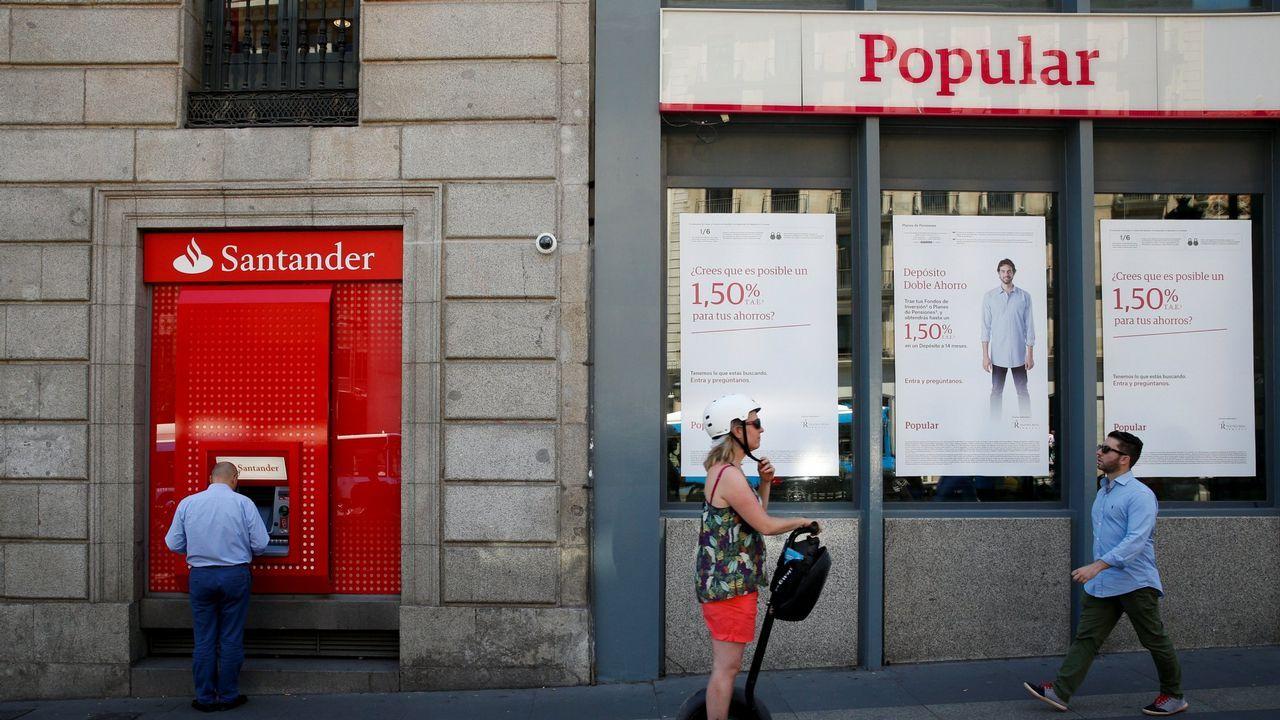El Santander se da dos años para completar la transición e ...