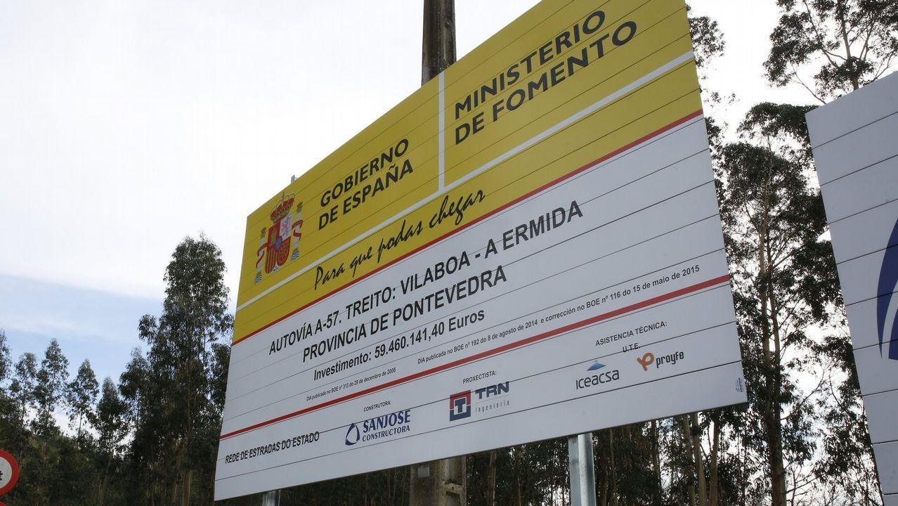 El corte del vial de Marcón por obras de la autovía se prolonga al menos un mes más