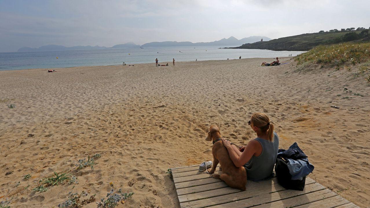 meteogalicia playa de rodas