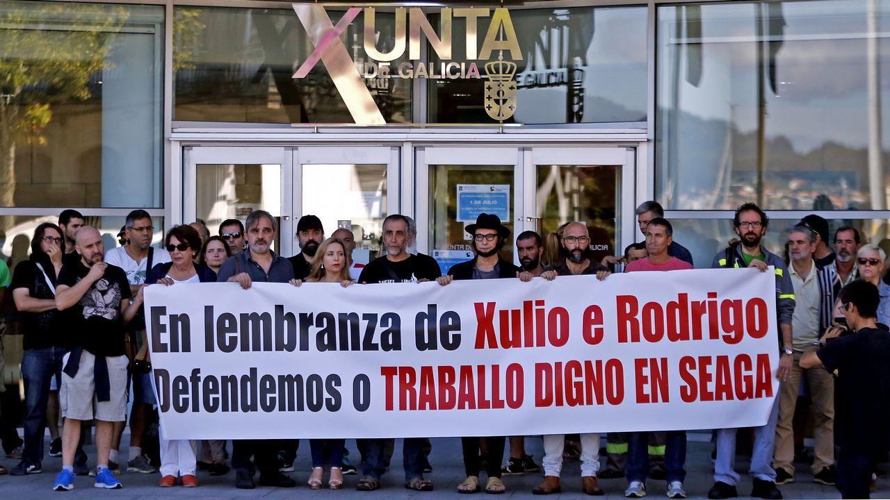 Perder xuizos na Xunta pola morte dun brigadista de incendios por ...