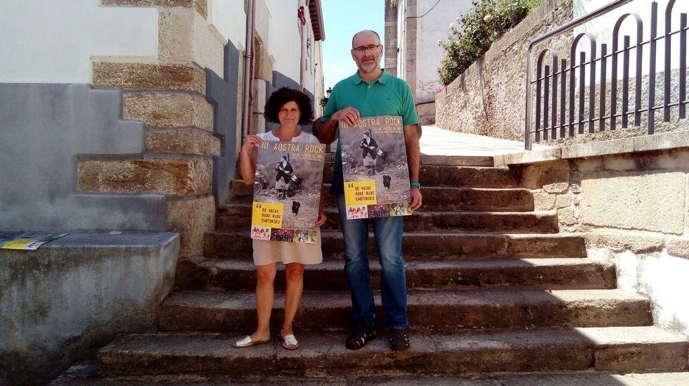 De Vacas encabeza el cartel del Xostra Rock de Viana do Bolo el 11 de agosto c383163cc735