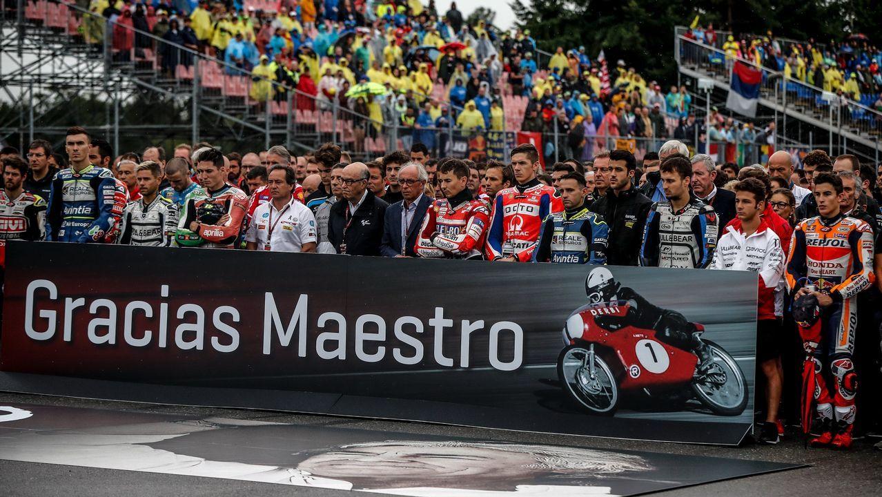 Circuito De Jerez : ImÁgenes de la nueva escultura del circuito de jerez en recuerdo