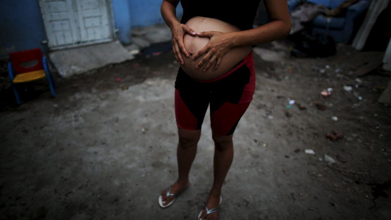 e1f5a2b35 Una niña de 10 años descubre su embarazo a los 8 meses