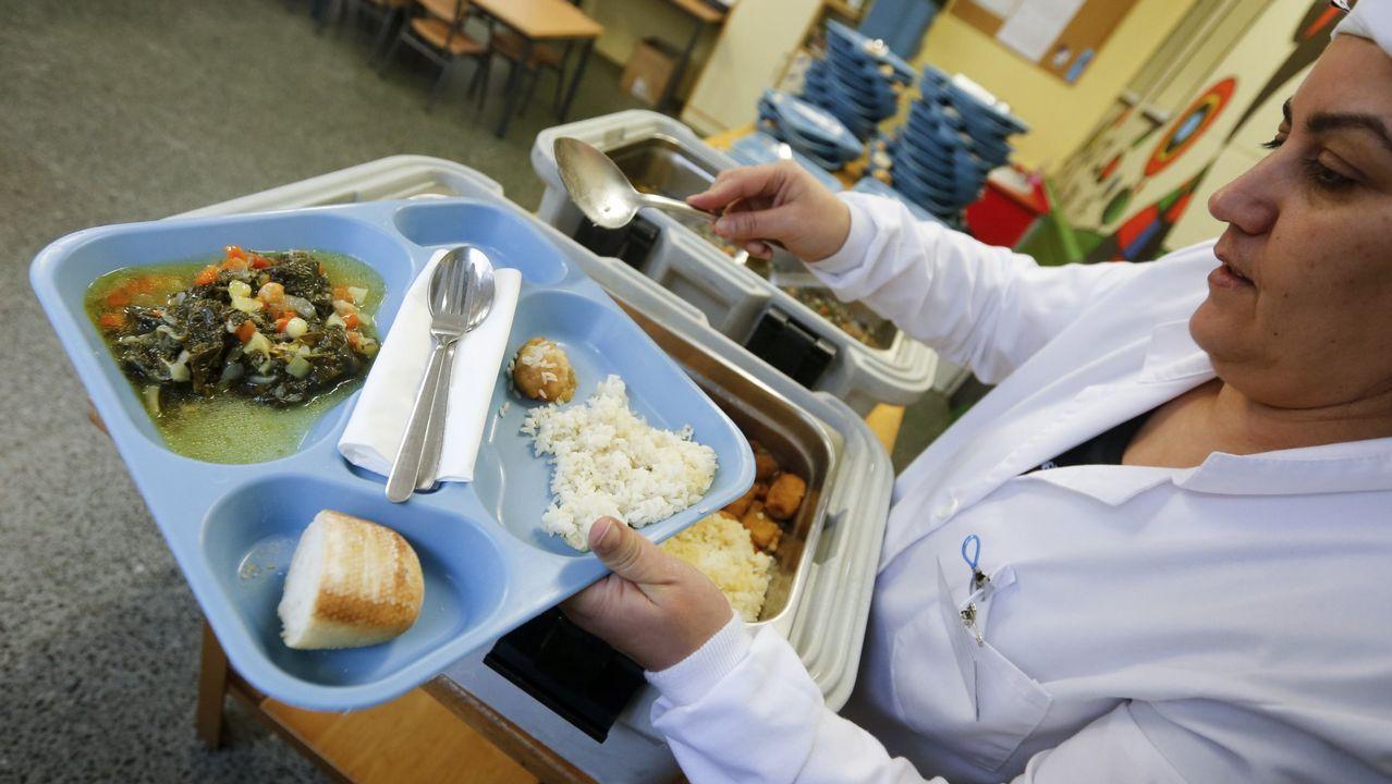 El PP denuncia contradicciones en las becas de comedor escolar en ...