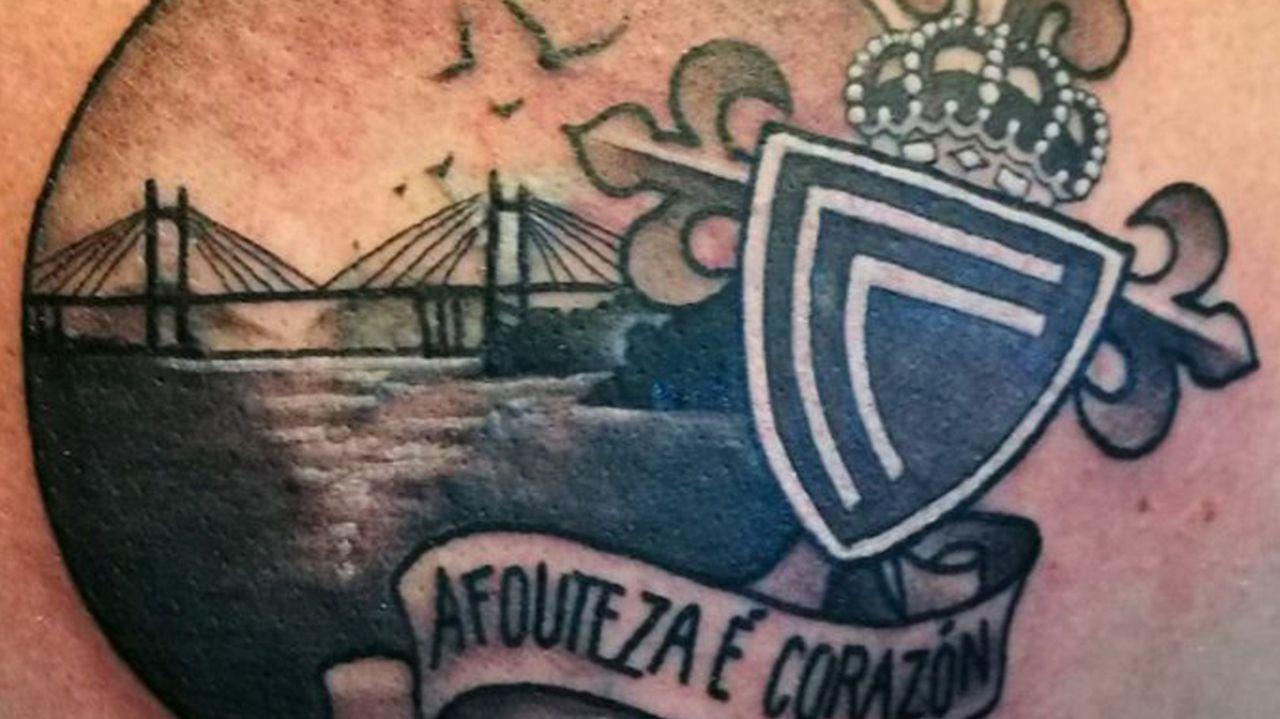 Tatuajes Futboleros cuando el celtismo es imborrable también en el cuerpo